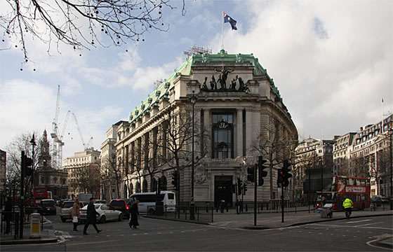 Australian Embassy London