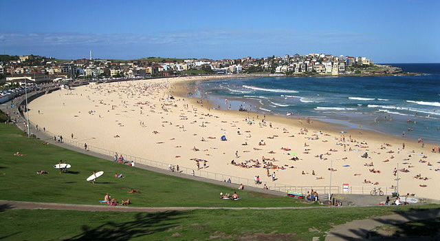 Bondi Beach Sydney NSW