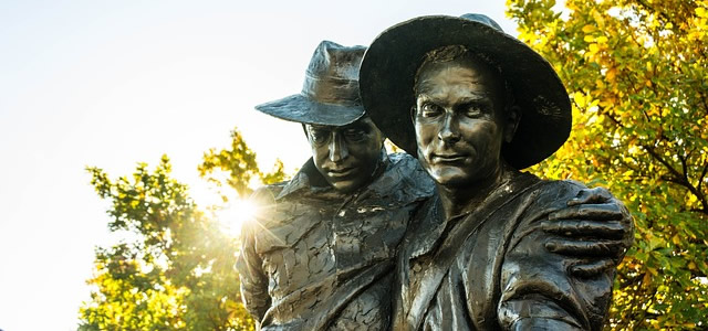 anzac soldiers
