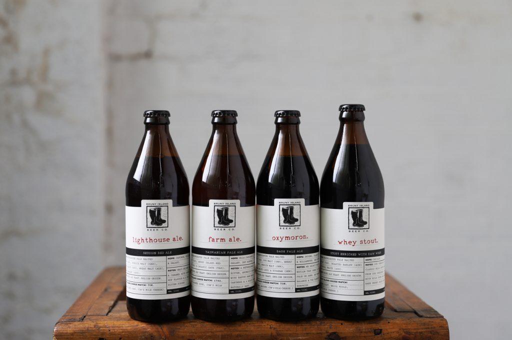 Bruny Island beers