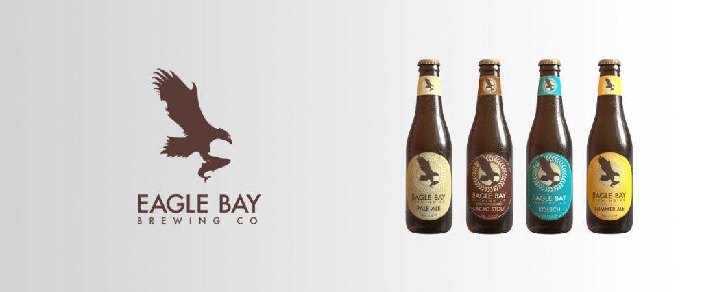Eagle Bay beers